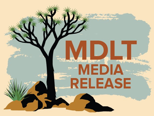 photo of MDLT Press Release logo