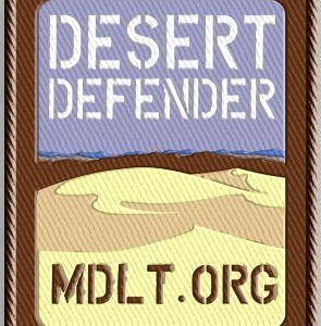 photo of Desert Defender Patch for purchase