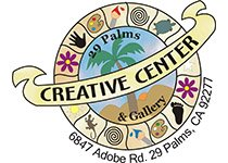 photo of 29 Palms Creative Center logo