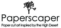 A photo of the Paperscaper logo