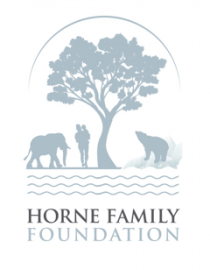 A photo of the Horne Family Foundation Logo